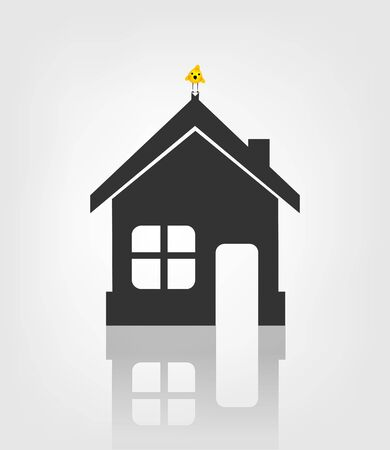 Home icon Stock Vector - 17477757
