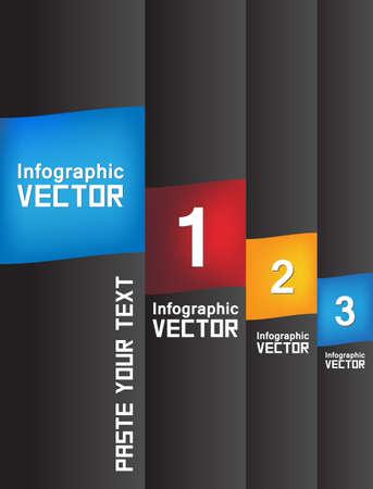 Minimal infographics Stock Photo - 21797815