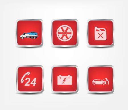 Icone di servizio