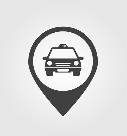 Taxi pointer