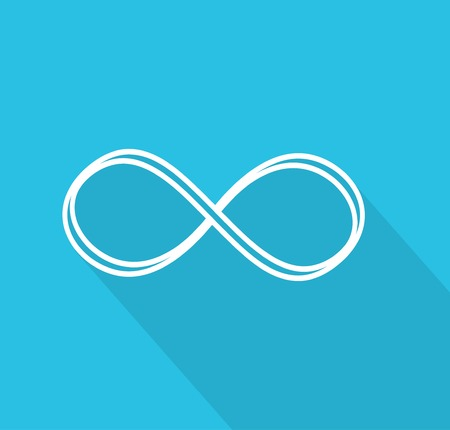 infinity icon: Limitless symbol