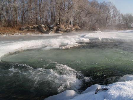 ussuri: Russia, river Ussuri