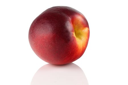 Nectarine. Stock Photo - 9928744
