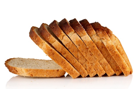 loaf: Bread. Stock Photo