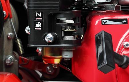 horsepower: Internal combustion engine, fragment.