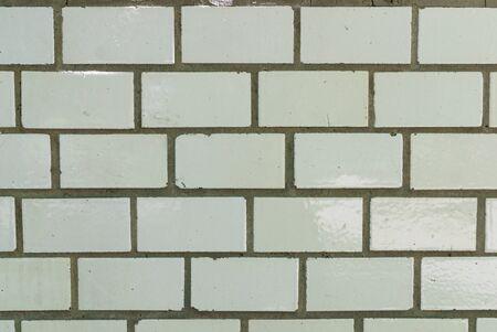 modern bathroom: White tile