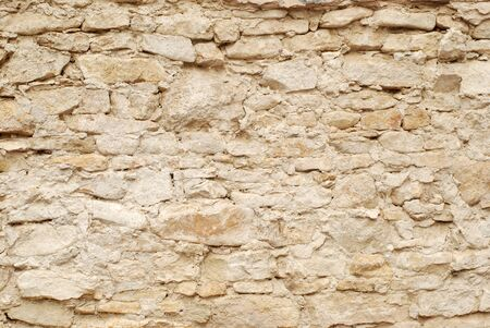 Wall from the stones, texture background