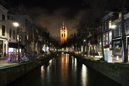 delft: Tower in Delft