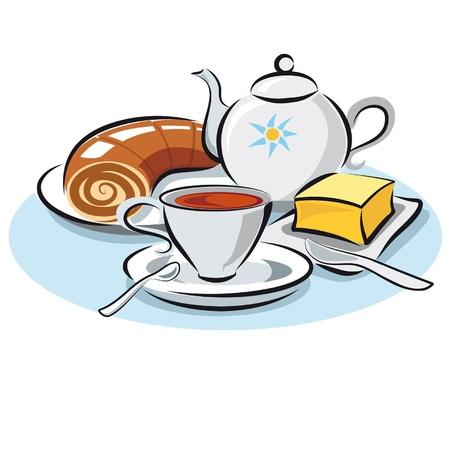 breakfast Illustration