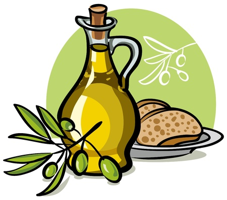 mediterranean diet: olive oil
