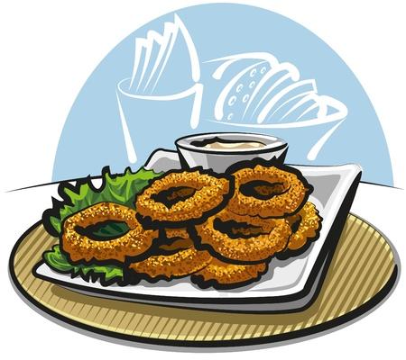 calamar: Calamares fritos