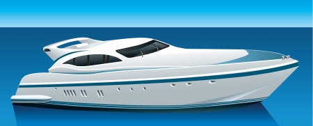 speed boat: yate de lujo