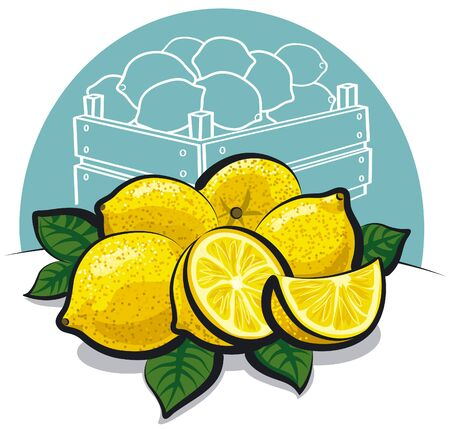 citric: fresh lemons