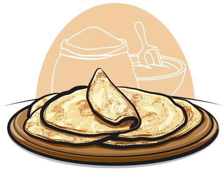 pita bread: pita bread
