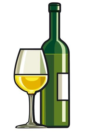 blanc: Vino blanco seco