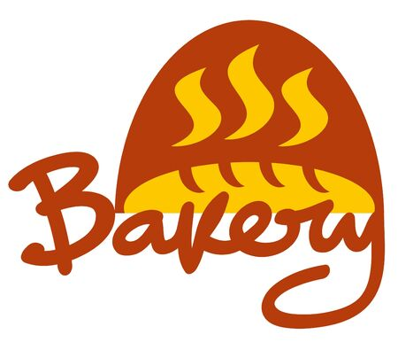 bakery sign  Vector