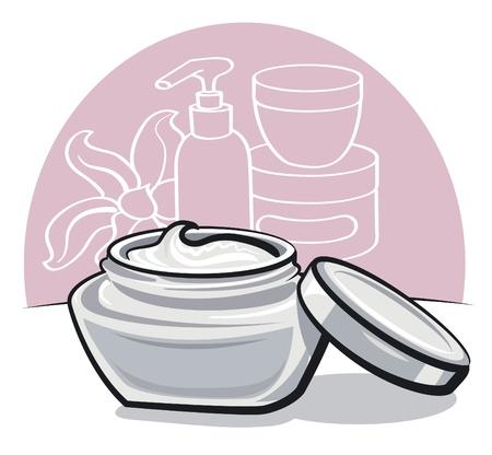 moisturizing: moisturizing cream