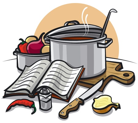 stew pot: cooking