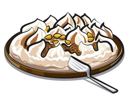 tarta: lody tart