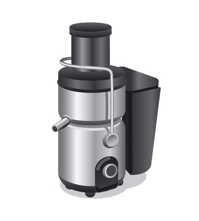 juice extractor: juicer Illustration