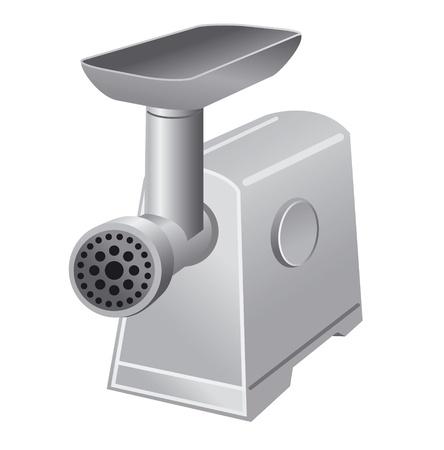 meat  grinder: electric meat grinder