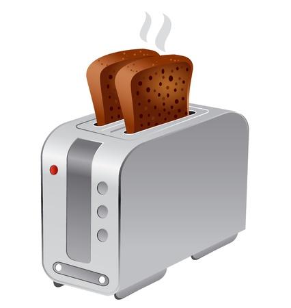 toaster Vector