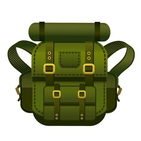 rucksack Illustration