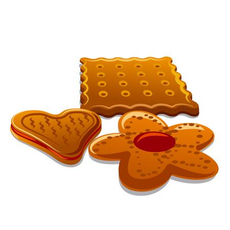 homemade cake: cookies