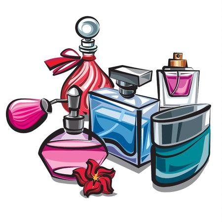perfume: perfumes
