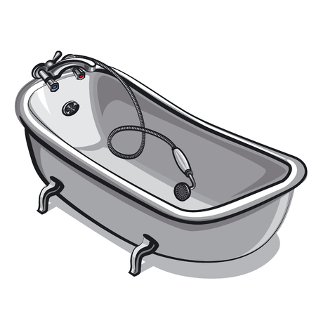bathtub: bathtub