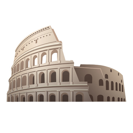 coliseum: coliseum Illustration
