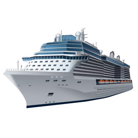 cruise ship Reklamní fotografie - 38898056