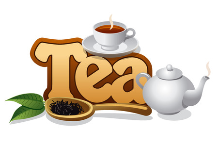 tannin: tea concept