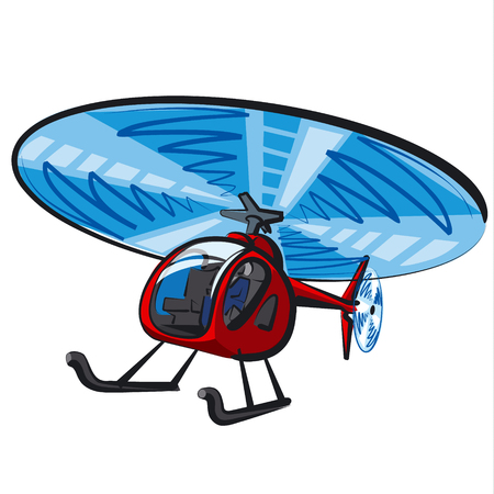 helicopter rescue: helicopter flying