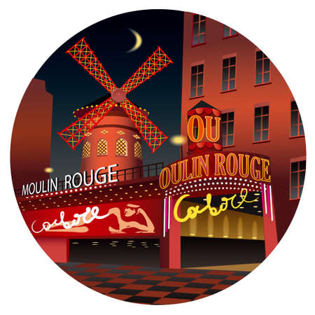 rouge: moulin rouge