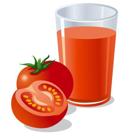 tomato juice: tomato juice