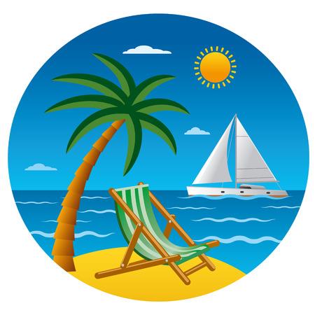 vacaciones en la playa: vacaciones de playa