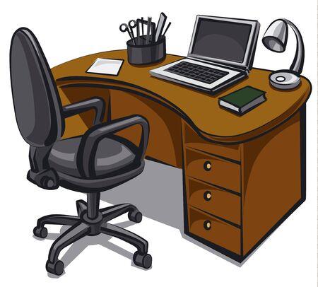 lugar: Lugar oficina  Vectores