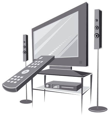 home theater: home theater