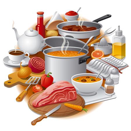 gotowania żywności
