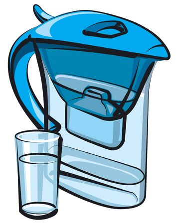 filtered: water filter