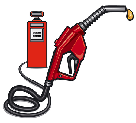 automotive industry: fuel station
