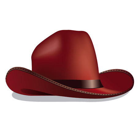 american traditional cowboy hat