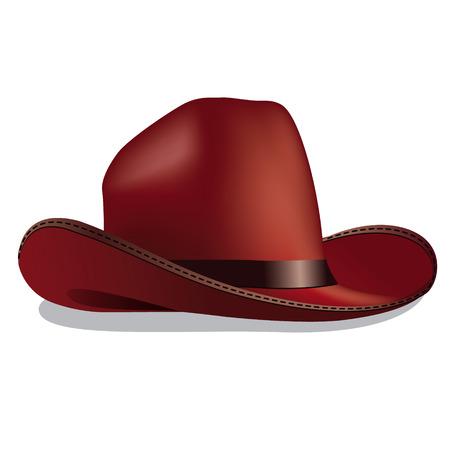 amerikanisch traditionelle Cowboy-Hut