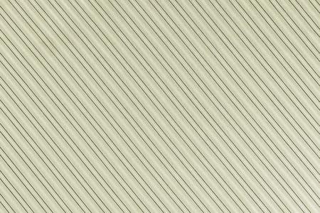 Strukturierter baumwollfarbener Stoff. Hintergrund Abstraktion Fabrik Textilmaterial hautnah. Zum Schneidern