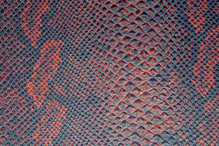 volcanic magma color snakeskin background texture