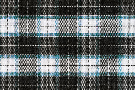 Real textile pattern  Close-up view  Stock Photo