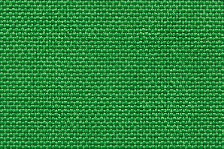 Real green textile pattern  Close-up view