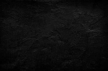 Old black wall backgrounds textures. 免版税图像