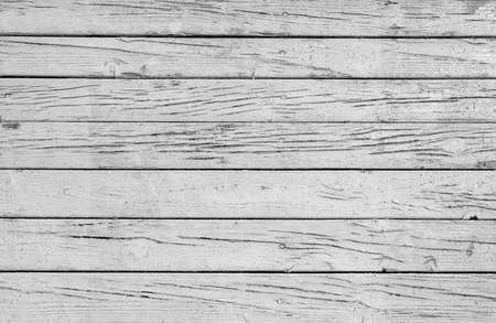 Wood white texture background, wood planks